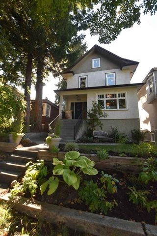 Photo 1: 2022 E 3RD Avenue in Vancouver: Grandview VE House for sale (Vancouver East)  : MLS®# R2219361