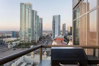 Photo 16: DOWNTOWN Condo for sale : 2 bedrooms : 700 W E St #1203 in San Diego
