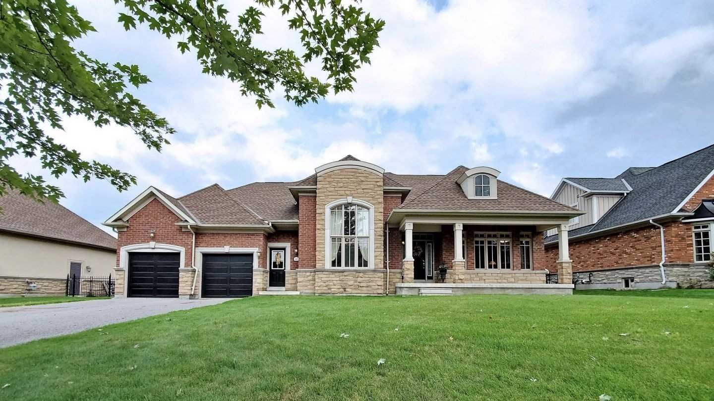 Main Photo: 46 Country Club Cres: Uxbridge Freehold for sale : MLS®# N5104778