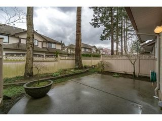 "Photo 19: 110 15988 83 Avenue in Surrey: Fleetwood Tynehead Townhouse for sale in ""Glenridge Estates"" : MLS®# R2157228"