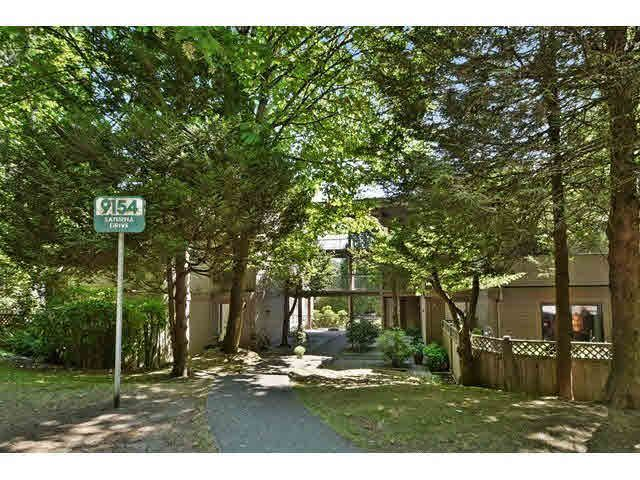 """Main Photo: 102 9154 SATURNA Drive in Burnaby: Simon Fraser Hills Townhouse for sale in """"MOUNTAIN WOOD"""" (Burnaby North)  : MLS®# V1141156"""
