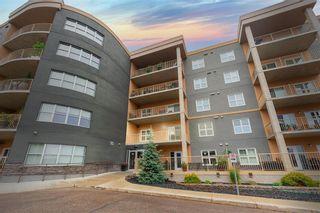 Photo 1: 217 110 Creek Bend Road in Winnipeg: River Park South Condominium for sale (2F)  : MLS®# 202117752