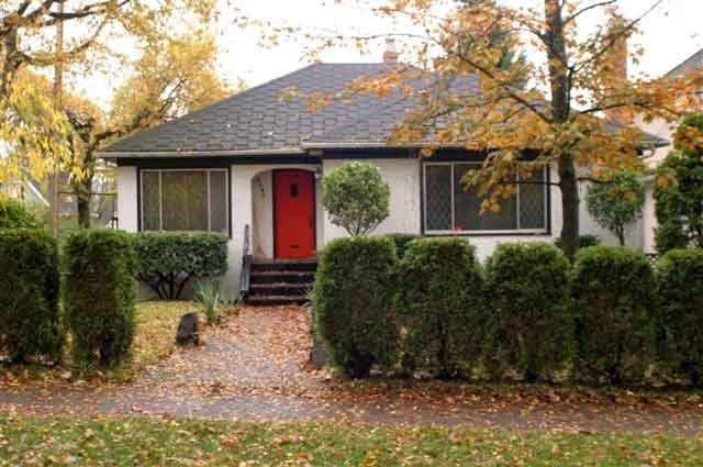 Main Photo: 3487 West 27th Avenue in Vancouver: Dunbar Home for sale ()