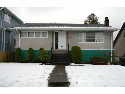 Main Photo: 1180 E KING EDWARD Avenue in Vancouver: Knight House for sale (Vancouver East)  : MLS®# V859687