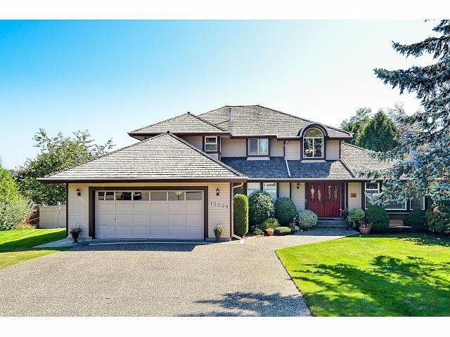 """Main Photo: 15099 73RD Avenue in Surrey: East Newton House for sale in """"CHIMNEY HILL"""" : MLS®# F1421701"""