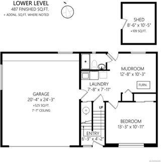 Photo 39: 3953 Margot Pl in Saanich: SE Maplewood House for sale (Saanich East)  : MLS®# 856689