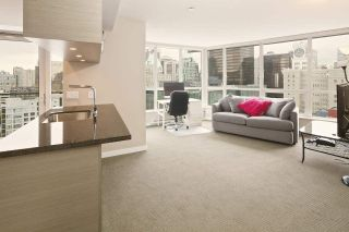 """Photo 1: 1611 833 SEYMOUR Street in Vancouver: Downtown VW Condo for sale in """"CAPITOL by WALL FINANCIAL"""" (Vancouver West)  : MLS®# R2070039"""