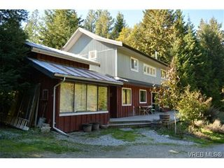 Photo 1: 133 Twinflower Way in SALT SPRING ISLAND: GI Salt Spring House for sale (Gulf Islands)  : MLS®# 714116