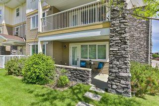 Main Photo: 1102 4 Kingsland Close SE: Airdrie Apartment for sale : MLS®# C4301320