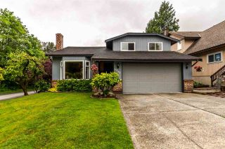 Photo 1: 6396 CAULWYND PLACE in Burnaby: South Slope House for sale (Burnaby South)  : MLS®# R2173549