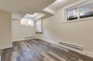 Photo 26: 11429 80 Avenue in Edmonton: Zone 15 House Half Duplex for sale : MLS®# E4202010