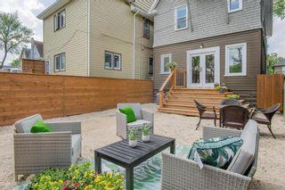 Photo 46: 203 Walnut Street in Winnipeg: Wolseley Residential for sale (5B)  : MLS®# 202112718