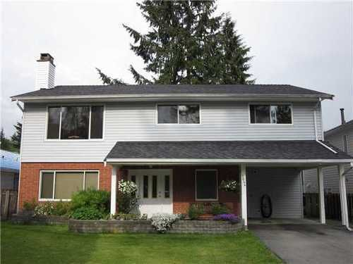Main Photo: 3644 Maginnis Ave in North Vancouver: Lynn Valley Home for sale ()  : MLS®# V892853
