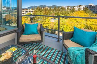 """Photo 10: 512 135 W 2ND Street in North Vancouver: Lower Lonsdale Condo for sale in """"CAPSTONE"""" : MLS®# R2212509"""