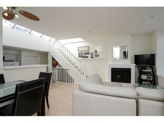 """Photo 6: 203 657 W 7TH Avenue in Vancouver: Fairview VW Townhouse for sale in """"THE IVY'S"""" (Vancouver West)  : MLS®# V1059646"""