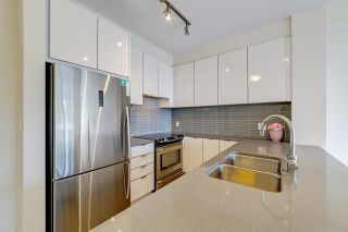"Photo 7: 406 9877 UNIVERSITY Crescent in Burnaby: Simon Fraser Univer. Condo for sale in ""Veritas by Polygon"" (Burnaby North)  : MLS®# R2519653"