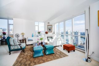 """Photo 1: 3203 388 DRAKE Street in Vancouver: Yaletown Condo for sale in """"YALETOWN"""" (Vancouver West)  : MLS®# R2625349"""