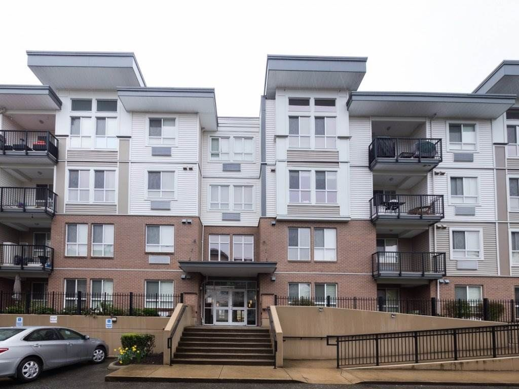 "Main Photo: 221 5430 201 Street in Langley: Langley City Condo for sale in ""The Sonnet"" : MLS®# R2257402"