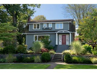 Photo 1: 4406 W 9TH AV in Vancouver: Point Grey House for sale (Vancouver West)  : MLS®# V1028585