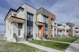 Photo 1: 1804 1530 Bayside Avenue SW: Airdrie Row/Townhouse for sale : MLS®# A1113067