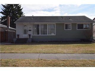 Photo 1: 526 Perth Avenue in Winnipeg: West Kildonan Residential for sale (4D)  : MLS®# 1707900