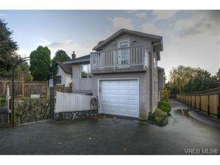 Photo 1: 1 831 Craigflower Rd in VICTORIA: Es Kinsmen Park Row/Townhouse for sale (Esquimalt)  : MLS®# 658952