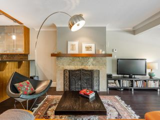 """Photo 2: 203 668 W 16TH Avenue in Vancouver: Cambie Condo for sale in """"The Mansions"""" (Vancouver West)  : MLS®# R2606926"""
