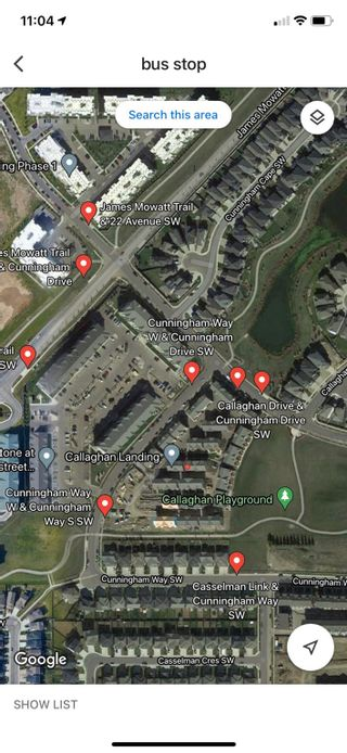 Photo 48: #11, 1776 CUNNINGHAM Way in Edmonton: Zone 55 Townhouse for sale : MLS®# E4248766