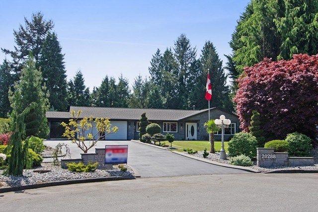 Main Photo: 20288 124 Avenue in Maple Ridge: Northwest Maple Ridge House for sale : MLS®# R2060570