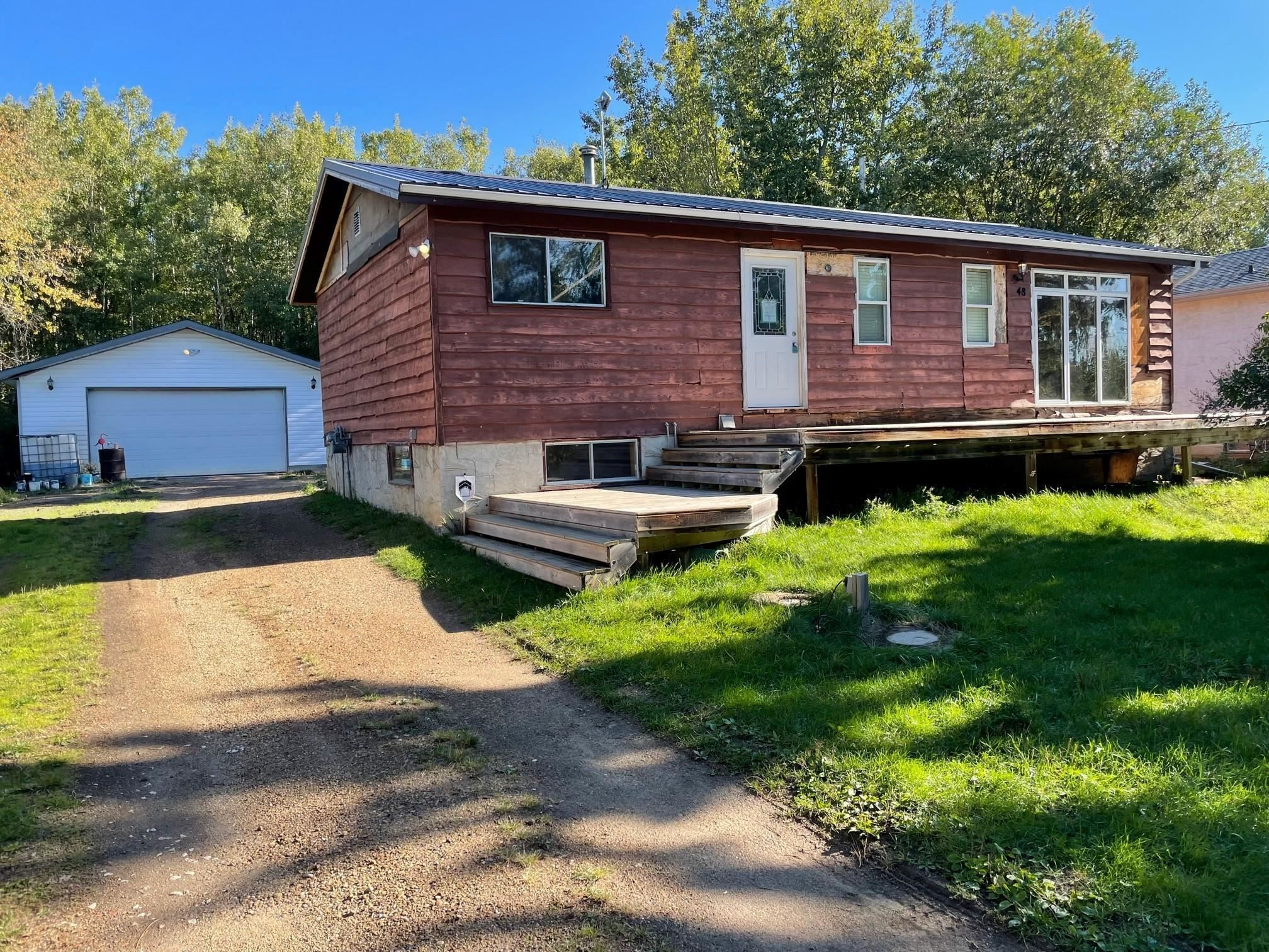 Main Photo: 48 52059 RR220: Rural Strathcona County House for sale : MLS®# E4263642