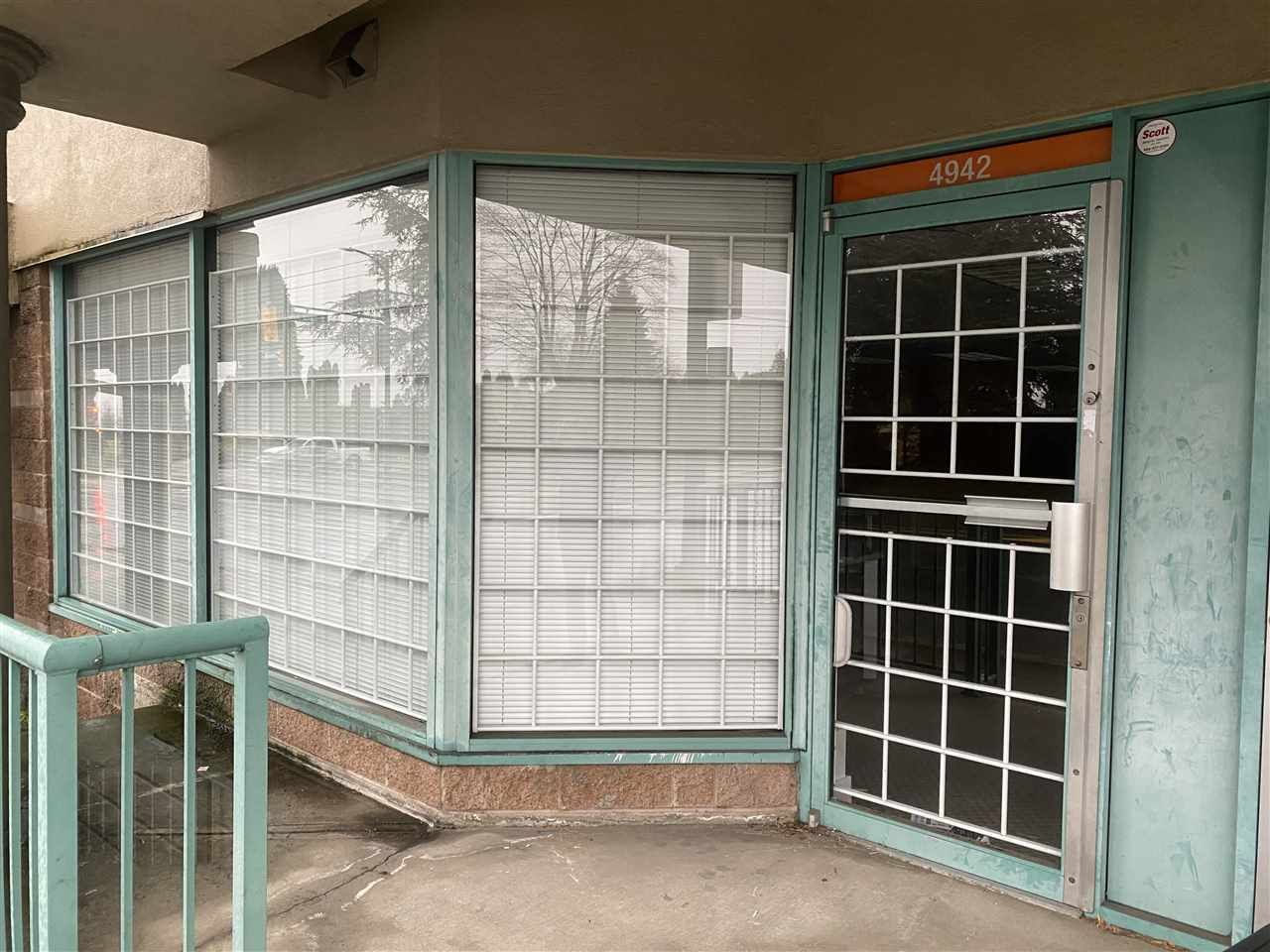Main Photo: 4942 FRASER Street in Vancouver: Fraser VE Office for lease (Vancouver East)  : MLS®# C8035960