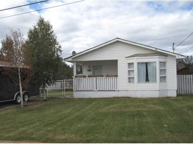 Photo 1: Photos: 5239 40TH Street in Fort Nelson: Fort Nelson -Town Manufactured Home for sale (Fort Nelson (Zone 64))  : MLS®# N200910