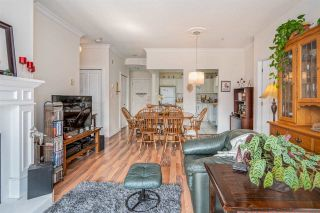 """Photo 8: 406 34101 OLD YALE Road in Abbotsford: Central Abbotsford Condo for sale in """"Yale Terrace"""" : MLS®# R2505072"""