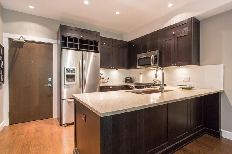"""Photo 4: Photos: 211 15185 36 Avenue in Surrey: Morgan Creek Condo for sale in """"EDGEWATER"""" (South Surrey White Rock)  : MLS®# R2580730"""