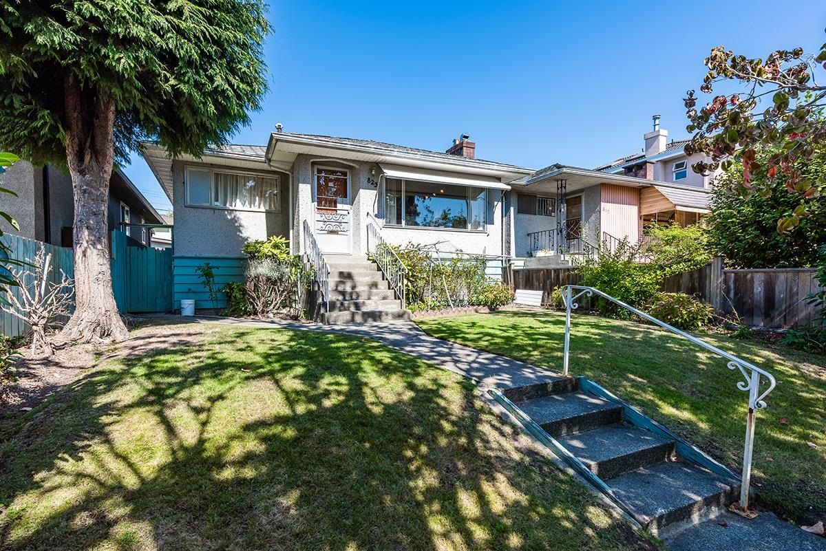 Main Photo: 823 W 64TH Avenue in Vancouver: Marpole House for sale (Vancouver West)  : MLS®# R2617029
