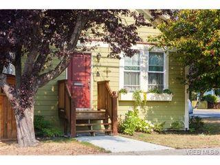 Photo 1: 478 Fraser St in VICTORIA: Es Saxe Point House for sale (Esquimalt)  : MLS®# 710228