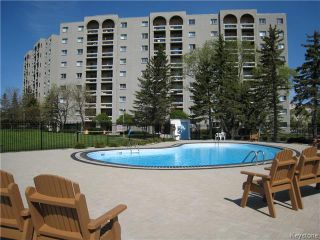 Photo 1: 805 - 3000 Pembina: Condominium for sale (1K)  : MLS®# 1528146