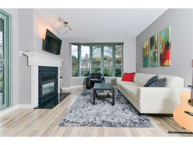 Main Photo: # 302 220 NEWPORT DR in Port Moody: North Shore Pt Moody Condo for sale : MLS®# V1038936