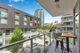 """Photo 40: 311 175 VICTORY SHIP Way in North Vancouver: Lower Lonsdale Condo for sale in """"CASCADE AT THE PIER"""" : MLS®# R2575296"""