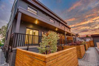 Photo 2: 2633 DUKE Street in Vancouver: Collingwood VE 1/2 Duplex for sale (Vancouver East)  : MLS®# R2466608