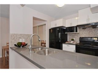 Photo 6: # 327 7480 ST. ALBANS RD in Richmond: Brighouse South Condo for sale : MLS®# V1104163