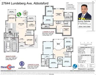 Photo 1: 27644 LUNDEBERG Avenue in Abbotsford: Aberdeen House for sale : MLS®# R2538411