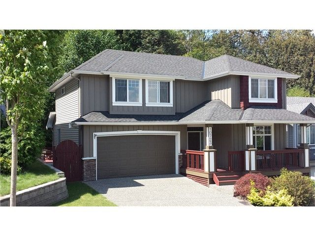 """Main Photo: 10723 239TH ST in Maple Ridge: Albion House for sale in """"MAPLE WOODS"""" : MLS®# V1023783"""
