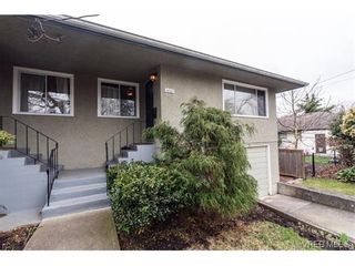 Photo 2: 1607 Chandler Ave in VICTORIA: Vi Fairfield East Half Duplex for sale (Victoria)  : MLS®# 753476