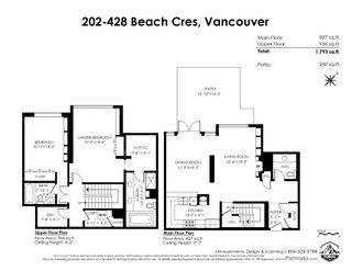 Photo 27: 202 428 BEACH Crescent in Vancouver: Yaletown Townhouse for sale (Vancouver West)  : MLS®# R2476776
