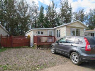 """Main Photo: 11 2963 KLAHANNIE Drive in Fort Nelson: Fort Nelson -Town Manufactured Home for sale in """"KLAHANNIE TRAILER PARK"""" (Fort Nelson (Zone 64))  : MLS®# R2485074"""