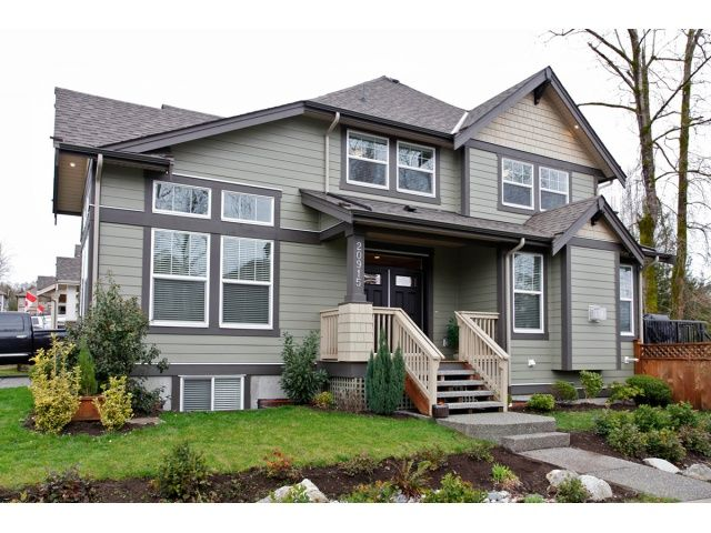 """Main Photo: 20915 71A Avenue in Langley: Willoughby Heights House for sale in """"MILNER HEIGHTS"""" : MLS®# F1436884"""