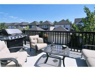 "Photo 15: 11 11060 BARNSTON VIEW Road in Pitt Meadows: South Meadows Townhouse for sale in ""COHO 1"" : MLS®# V1051990"