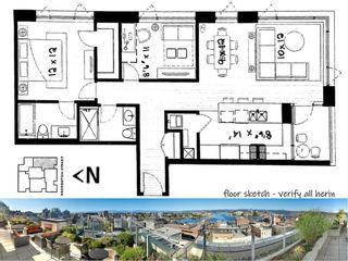 Photo 4: 401 608 Broughton St in : Vi Downtown Condo for sale (Victoria)  : MLS®# 882328