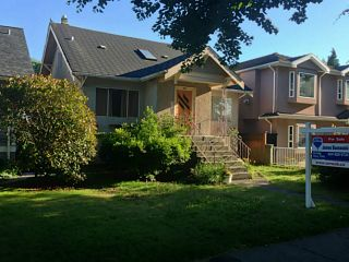 """Photo 1: 2336 CHARLES Street in Vancouver: Grandview VE House for sale in """"Commercial Drive"""" (Vancouver East)  : MLS®# V1011947"""